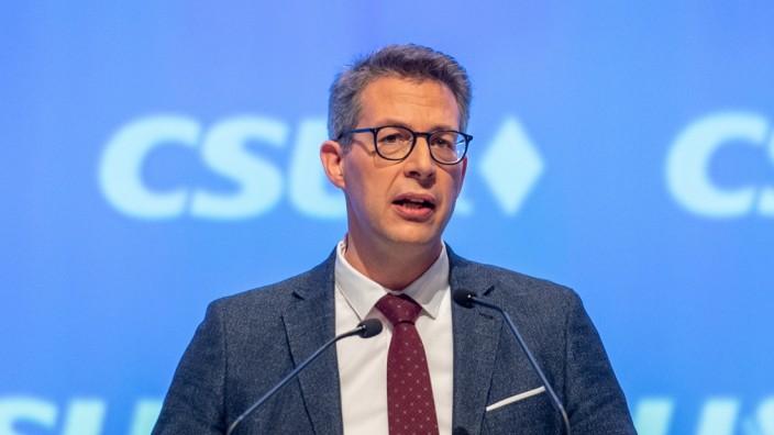 CSU Holds Party Congress