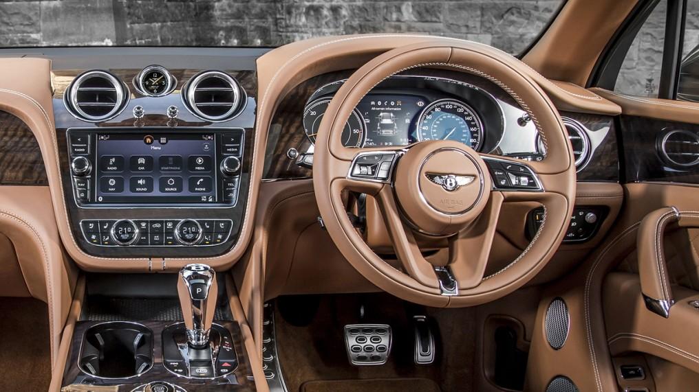 Gibt es in Auto-Cockpits zu viele Knöpfe?