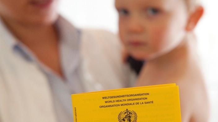 Masernimpfungen schützen nicht nur vor den Masern