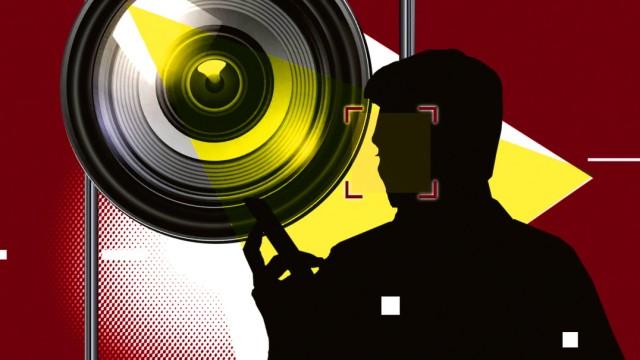 Digitale Privatsphäre Angst vor der Totalüberwachung