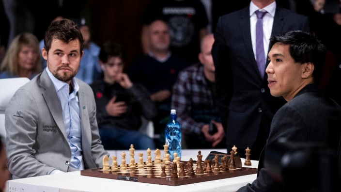 World Fischer Random Chess Championship 2019