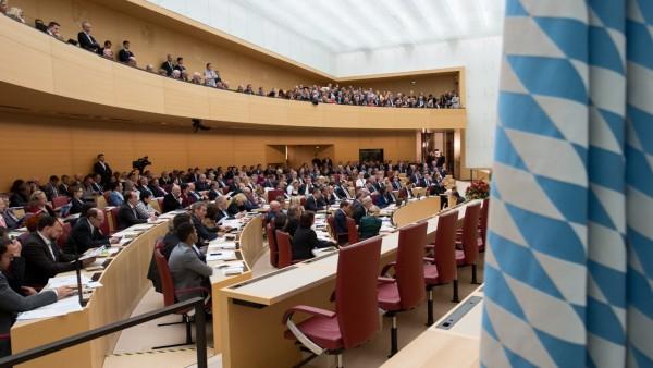 Konstituierende Sitzung des 18. Bayerischen Landtags
