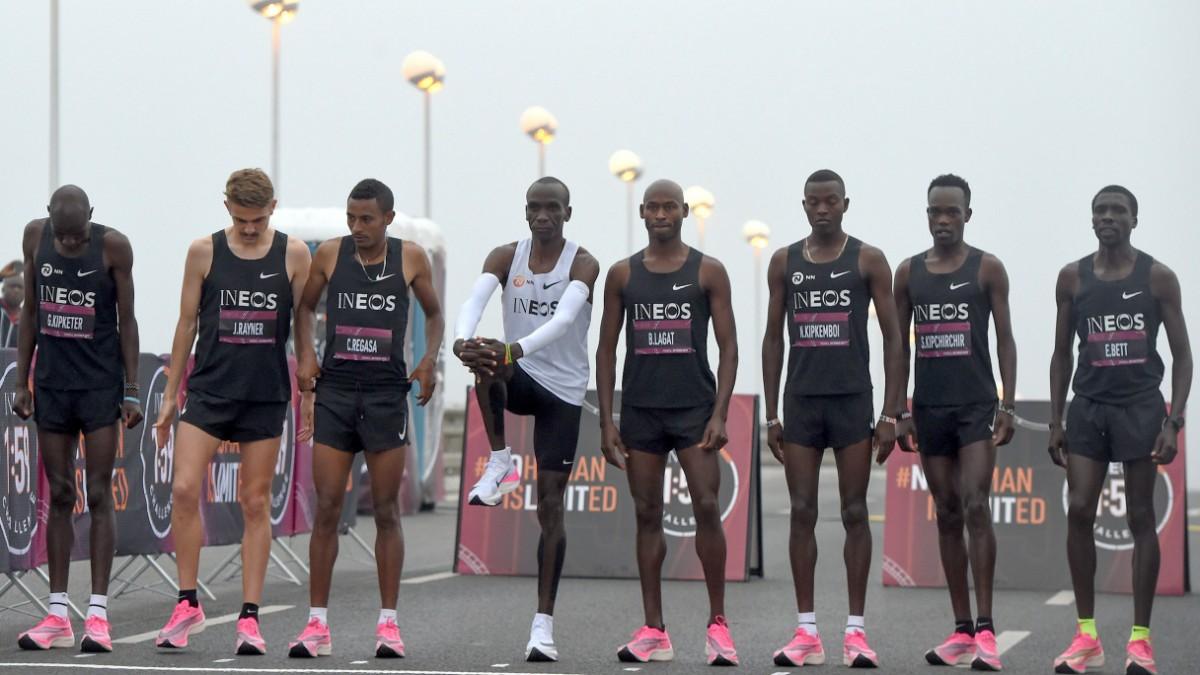 Marathon - Streit um den Wunderschuh