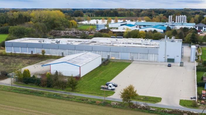 Fleischfirma in Niedersachsen, in der 2019 Listerien im Hackfleisch entdeckt wurden