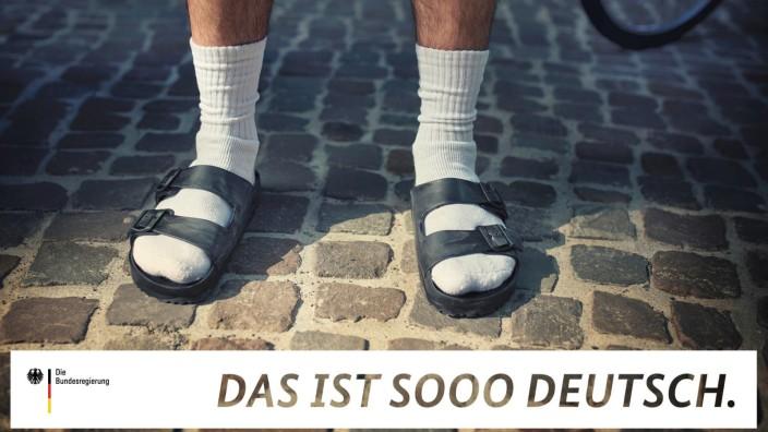 """""""Das ist sooo Deutsch"""""""