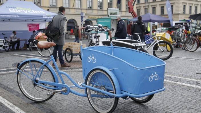 3. Radl-Aktionstage - Lastenfahrräder