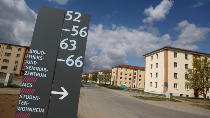 Eine ehemalige US-Kaserne in Würzburg wird zum Universitäts-Campus.