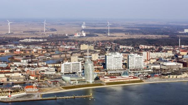 Einkaufszentrum Mediterraneo Atlantic Hotel Sail City Klimahaus Bremerhaven Columbus Center Have