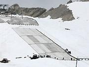 Zugspitze, Gletscher, ddp
