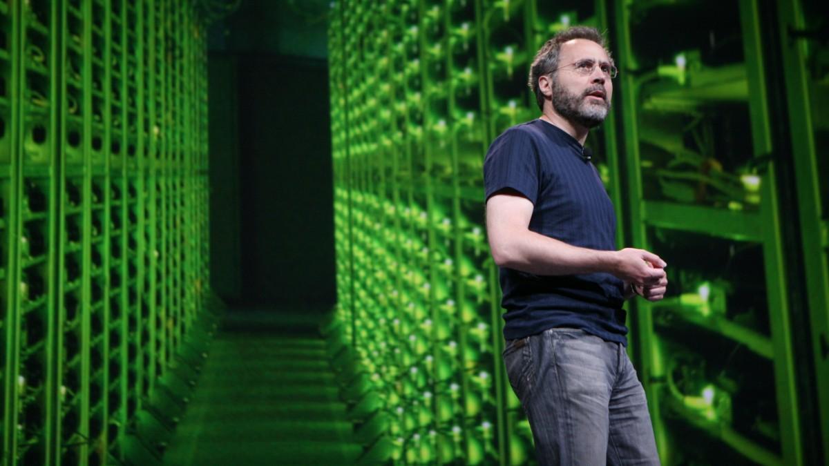 Googles-Technikchef über Firmenkultur und Cloud-Chancen