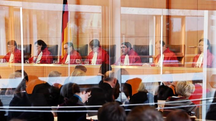 Bundesverfassungsgericht urteilt zu  Hartz-IV-Sanktionen