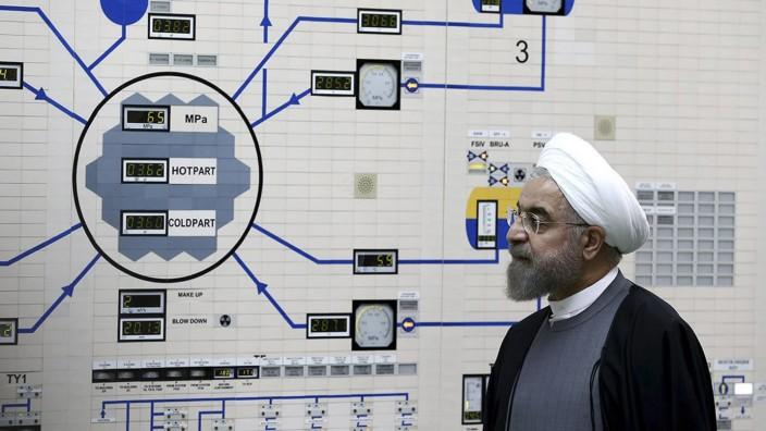 Iran nimmt moderne Zentrifugen in Betrieb