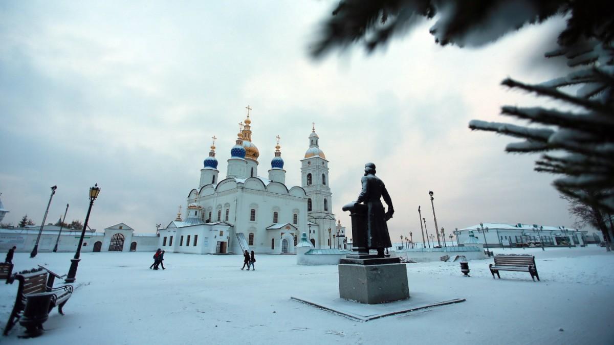 Städtereise in Sibirien: Tobolsk und seine Geschichte