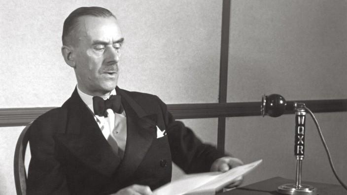 Thomas Manns Radioansprachen