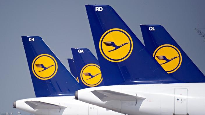 Lufthansa sagt wegen Streiks 1300 Flüge ab