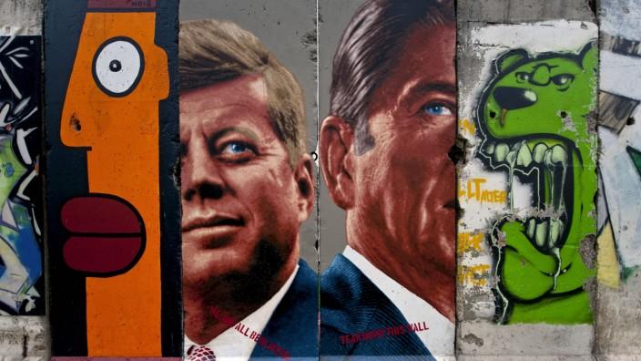 Berliner Mauer Kalifornien