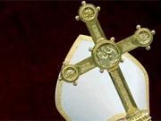 Kreuz, dpa