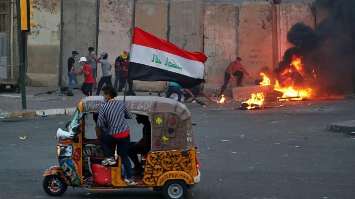 Proteste im Irak