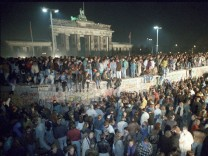 Fall of the Berlin Wall DDR