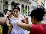 Havanna, Kuba, AP