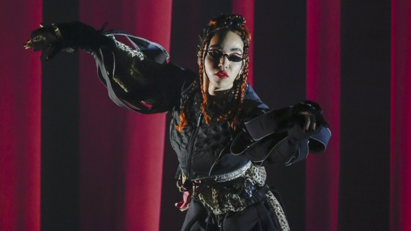 FKA Twigs Performs At The Fox Theater