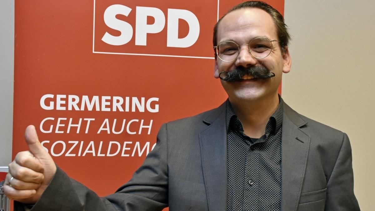 Germering - Ein frisches Gesicht für die SPD - Süddeutsche Zeitung
