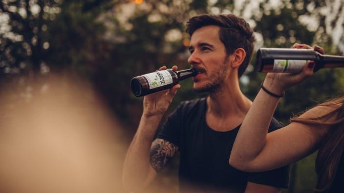 Daniel Anthes Knärzje Start-up Bier Brot Lebensmittelrettung