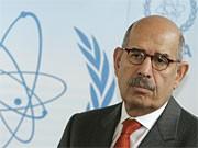 Mohamed El Baradei; Reuters