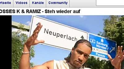 Stadtleben München im Netz