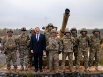Deutschlandbesuch von US-Außenminister Pompeo