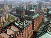 Hamburg grünste Stadt dpa
