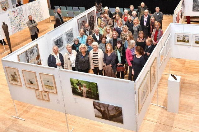 Starnberg SBH, Jahresausstellung Roseninsel