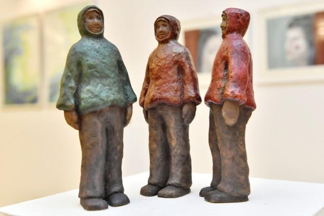 Berg, Marstall, Jahresausstellung Kulturverein Berg