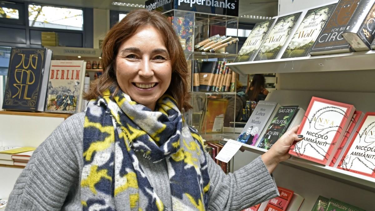 Germering - Buchhändlerin für einen Tag - Süddeutsche Zeitung