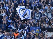 02.11.2019, Fussball 3.Bundesliga 2019/2020, 14. Spieltag, TSV 1860 München - Viktoria Köln, im Stadion an der Grünwald
