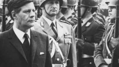 Die Bundeswehr im Kalten Krieg