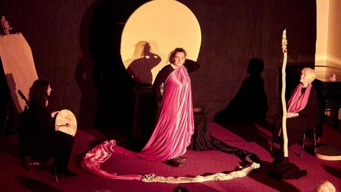 La Loba - Fraunenotruf Jubiläum Performance