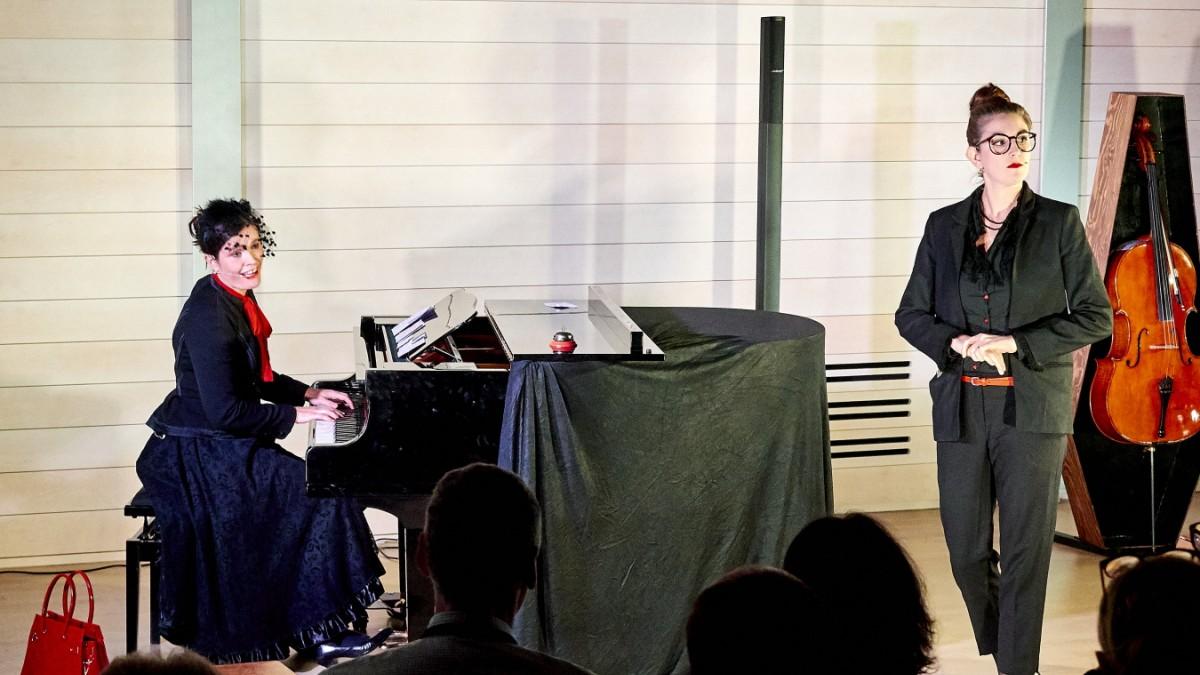 Musiktheater in Vaterstetten - Von Torten, Erben und Gockeln - Süddeutsche Zeitung