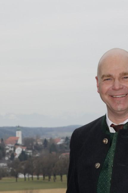 Robert Böhnlein, Landtagswahl 2018, Bayernpartei, BP, Direktkandidat Ebersberg