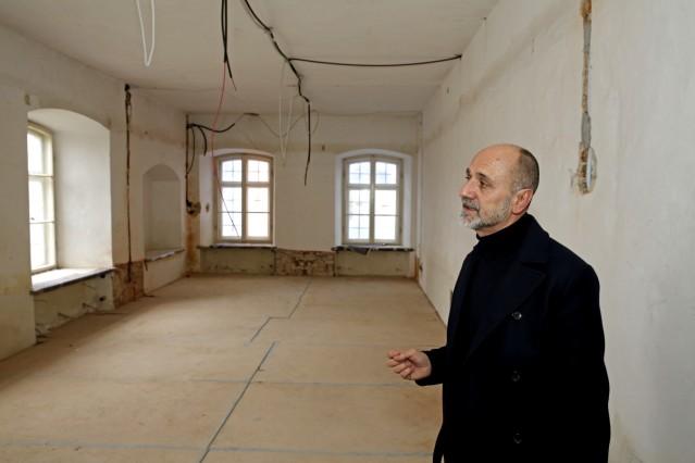Christoph Kürzeder Direktor Diözesanmuseum Freising Kloster Beuerberg Josefstrakt