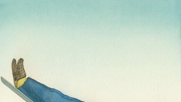 Autor: Sofia Blind Illustration: Nikolaus Heidelbach Titel: Wörter, die es nicht auf Hochdeutsch gibt Herbst 2019