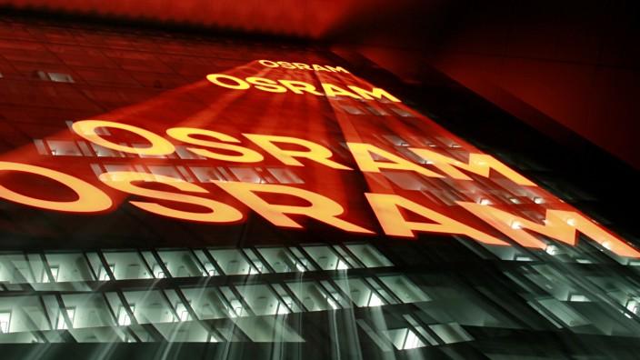 Quartalszahlen Osram