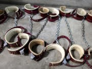Fußfesseln auf Guantanamo, Reuters