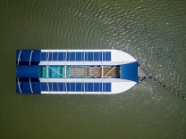 November 5, 2019: Dutch non-profit The Ocean Cleanup has launched the Interceptor, an autonomous system for collecting