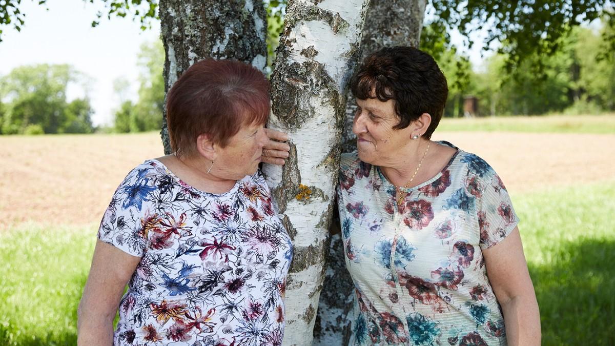 Freundschaft - Was Freunde im Alter bedeuten