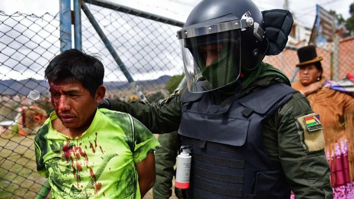Evo Morales -