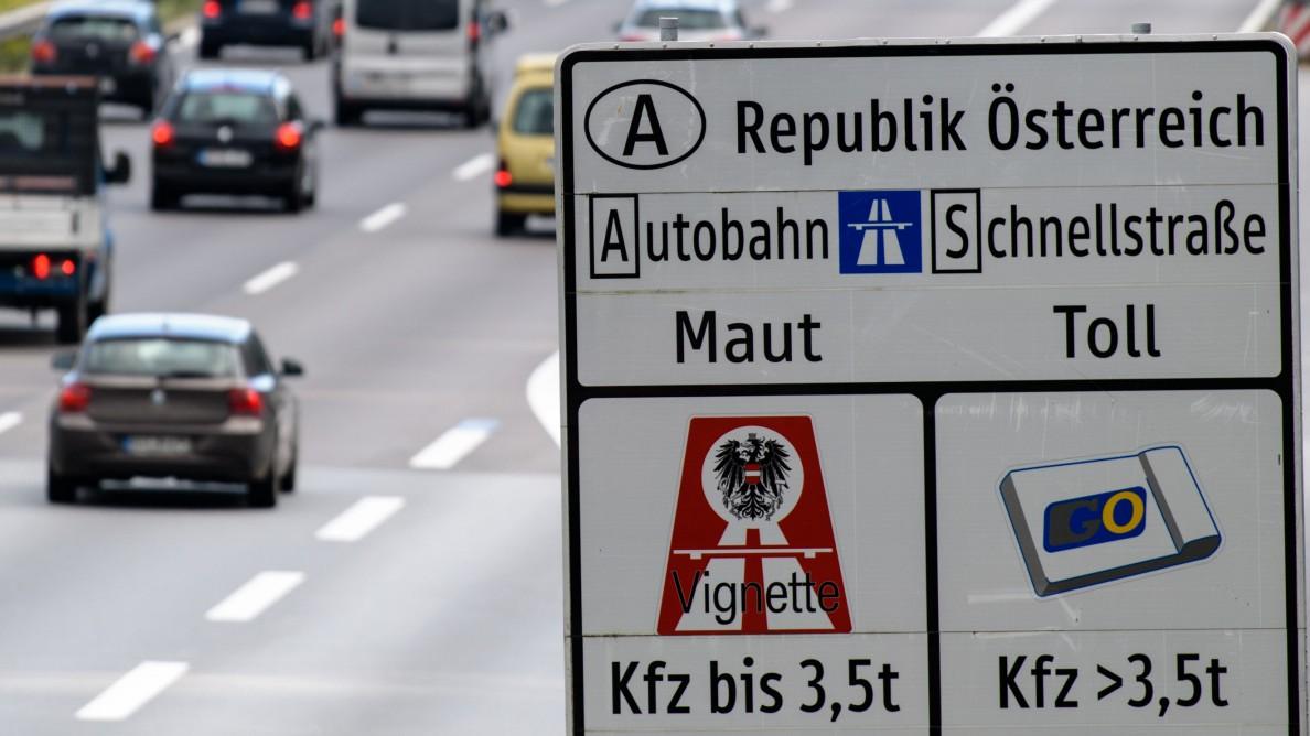 Österreich: Mautfreie Autobahnabschnitte in Grenznähe