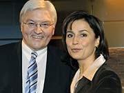 frank steinmeier außenminister spd maischberger dpa
