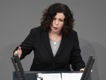Niedersächsische Linken-Abgeordnete Amira Mohamed Ali