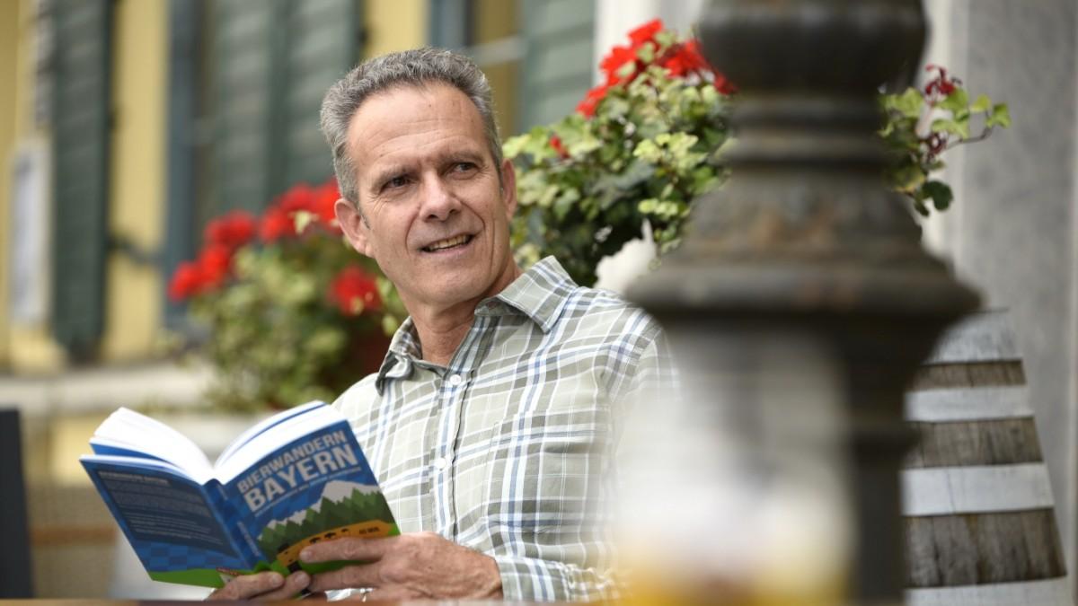Bierwandern in Bayern- Ein Buch von Rich Carbonara